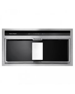 Fisher & Paykel HP60IHCB3 60cm Integrated Canopy Extractor Fan Built-in Cooker Hood