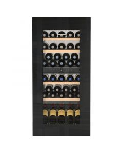 Liebherr EWTgb2383 Black Glass Door Wine Cooler