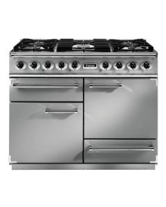 Falcon 1092 Deluxe Dual Fuel - Stainless steel 76870