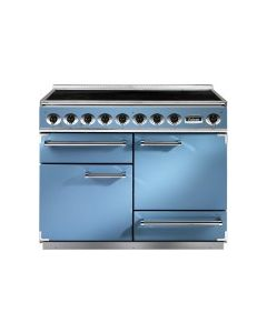 81910 Falcon 1092 Deluxe Induction China Blue/ Nickel Trim