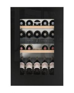Liebherr EWTgb1683 Black Glass Door Wine Cooler