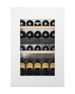 Liebherr EWTgw1683 White Glass Door Wine Cooler