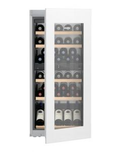 Liebherr EWTgw2383 White Glass Door Wine Cooler