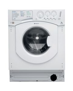 Hotpoint Aquarius BHWM1292 Built-in Integrated Washing Machine