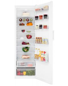 Beko LSP3579W Freestanding Larder Fridge-White