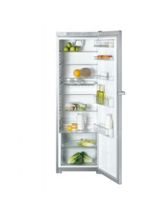 Miele K12820SDedtclst1 60cm Freestanding Fridge - CleanSteel Door
