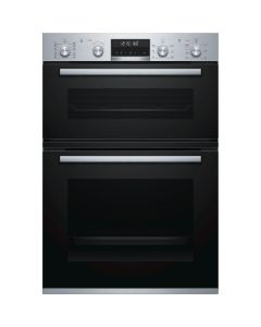 Bosch MBA5785S0B Serie 6 Built in Double Ovens