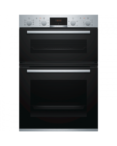 Bosch MBS533BS0B Serie 4 Oven Brushed steel