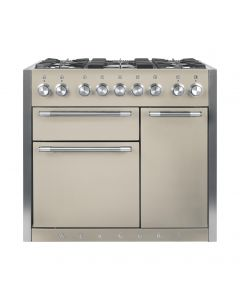 Mercury 1000 Dual Fuel - Oyster - Range cooker - 93180 (MCY1000DFOY)