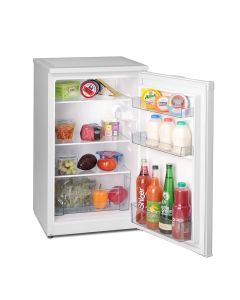 Montpellier 48cm Under Counter Fridge White - 82ltr