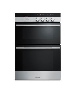 Fisher & Paykel OB60B77CEX3 Designer Built In Double Ovens