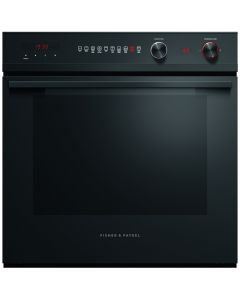 Fisher & Paykel OB60SD9PB1 Single Built in Electric Oven - Black