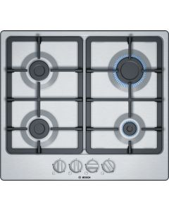 Bosch PGP6B5B90 Serie 2 Hob Brushed steel