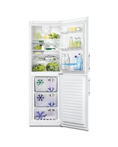 Zanussi ZRB35426WA A++ Frost Free 338L Fridge Freezer in White