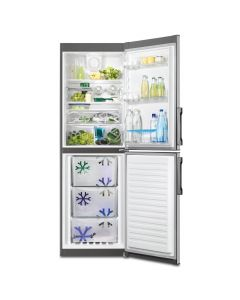 Zanussi ZRB35426XA A++ Frost Free 338L Fridge Freezer in Stainless Steel