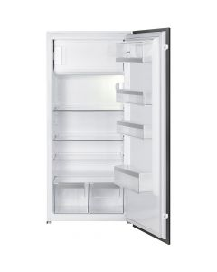 Smeg S7192CS2P1 60cm Integrated In Column Larder with Ice Box A++