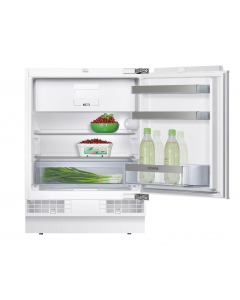 Siemens KU15LA60GB Built Under single Door Fridge 82 cm Height