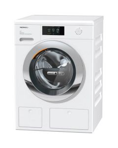 Miele WTR860WPM Freestanding Washer-Dryer with TwinDos and QuickPower