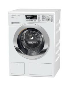 Miele WTH120WPM 7kg Free Standing Washing and Washer Dryer - White
