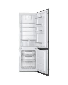 Smeg UKC7280NEP1 60cm Integrated In Column 70-30 No Frost Fridge Freezer A+