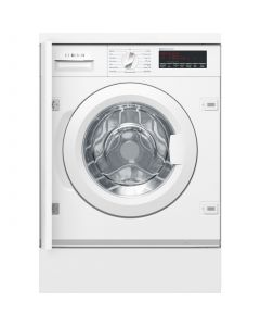 Bosch WIW28500GB Integrated 8kg Front Loading Washing Machine - White
