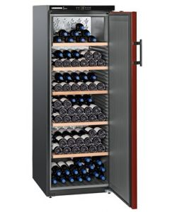 Liebherr WKr4211 Vinothek Burgundy Door Single Zone Wine Cooler