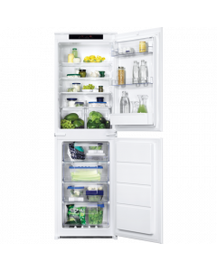 Zanussi ZBB27650SV Freestanding Fridge Freezer