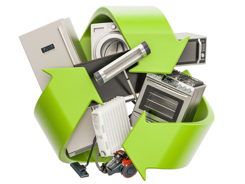 Recycle your old appliances
